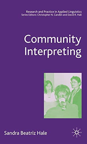 9781403940681: Community Interpreting (Research and Practice in Applied Linguistics)
