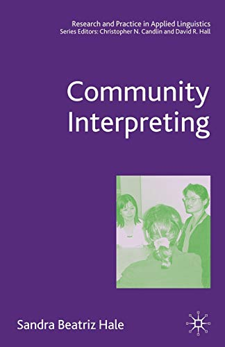 9781403940698: Community Interpreting (Research and Practice in Applied Linguistics)