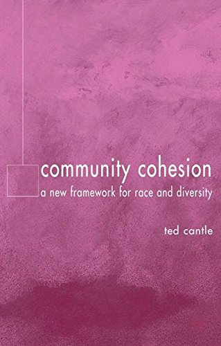 9781403941145: Community Cohesion: A New Framework for Race and Diversity