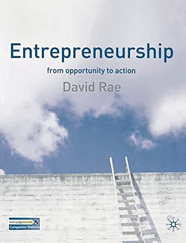 9781403941756: Entrepreneurship: From Opportunity to Action