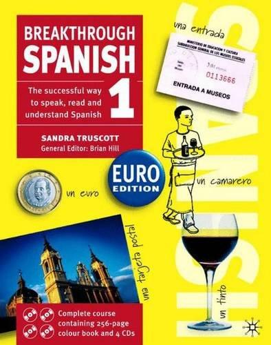 9781403942623: Breakthrough Spanish 1