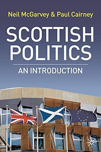 9781403943286: Scottish Politics: An Introduction