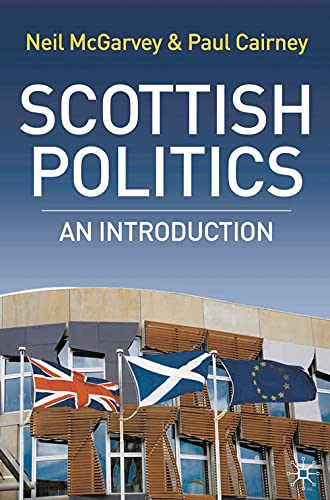 9781403943293: Scottish Politics: An Introduction