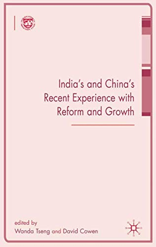 9781403943514: India's and China's Recent Experience with Reform and Growth (Procyclicality of Financial Systems in Asia)