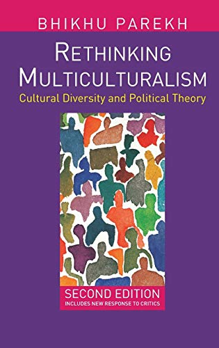 9781403944528: Rethinking Multiculturalism: Cultural Diversity and Political Theory