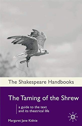 9781403945396: The Taming of the Shrew (Shakespeare Handbooks)