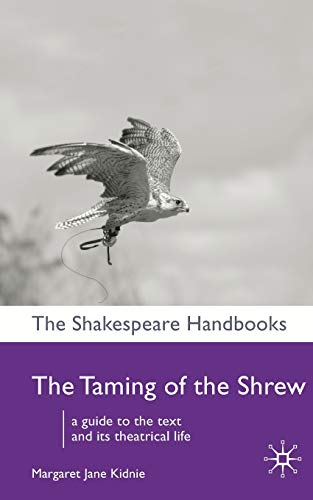 9781403945402: The Taming of the Shrew (Shakespeare Handbooks)