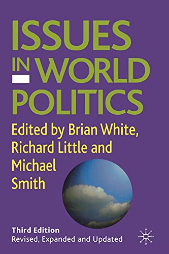 9781403946119: Issues in World Politics