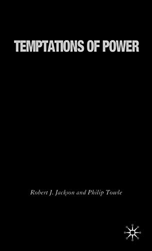 9781403946768: Temptations of Power: The United States in Global Politics after 9/11