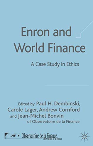 case study of enron Enron case harvard case study solution and analysis of harvard business case studies solutions – assignment helpin most courses studied at harvard business schools.
