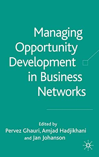9781403947697: Managing Opportunity Development in Business Networks
