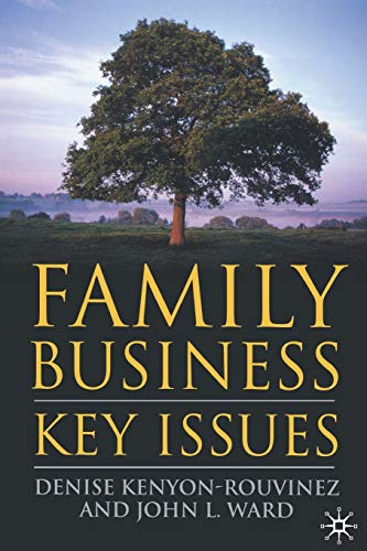 Family Business: Key Issues (A Family Business