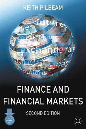 9781403948342: Finance and Financial Markets