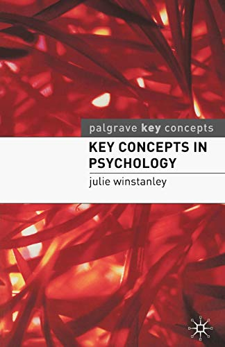 9781403948731: Key Concepts in Psychology (Palgrave Key Concepts)