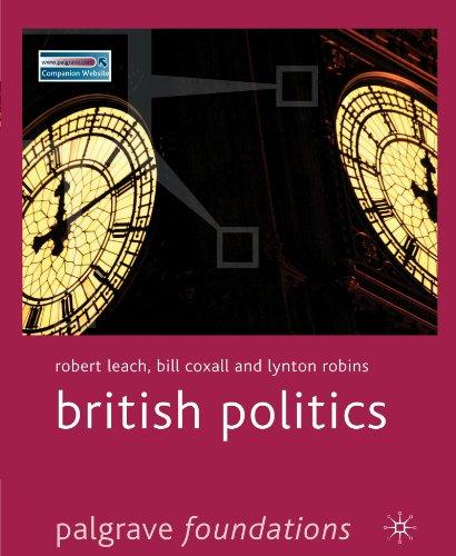 9781403949226: British Politics