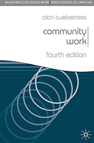 9781403949998: Community Work (Practical Social Work Series)