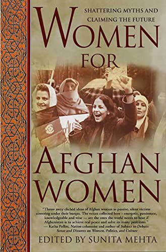 9781403960177: Women for Afghan Women: Shattering Myths and Claiming the Future