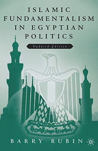 9781403960740: Islamic Fundamentalism in Egyptian Politics