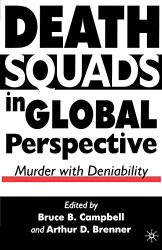 9781403960948: Death Squads in Global Perspective: Murder with Deniability