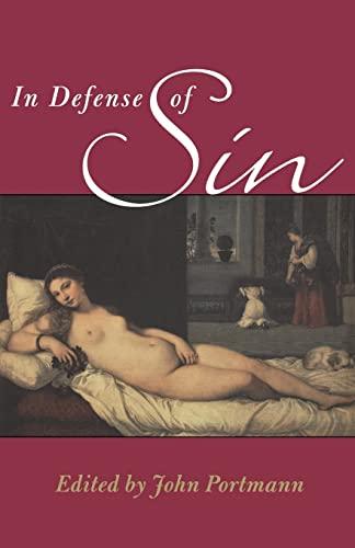 9781403961426: In Defense of Sin