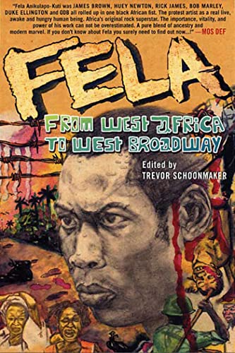 9781403962102: Fela: From West Africa to West Broadway