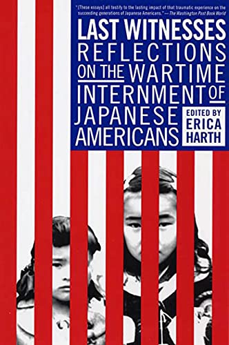 Last Witnesses : Reflections on the Wartime: Erica Harth