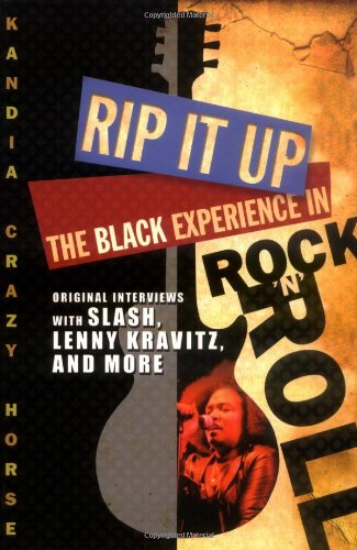 9781403962430: Rip It Up: The Black Experience in Rock and Roll