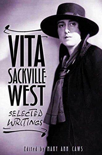 Vita Sackville-West: Selected Writings [Paperback] [Nov 08,: Sackville-West, Vita; Caws,