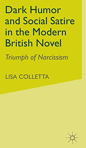 9781403963659 Dark Humour And Social Satire In The Modern British