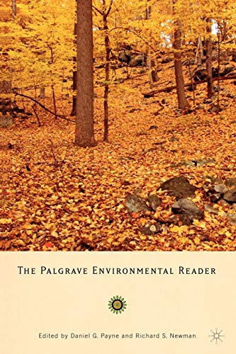 9781403965943: The Palgrave Environmental Reader
