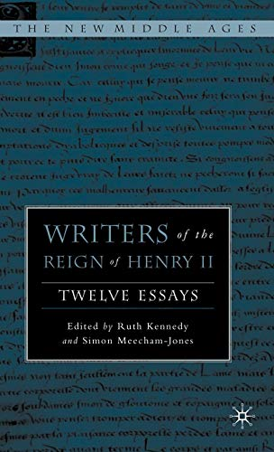 9781403966445: Writers of the Reign of Henry II: Twelve Essays (The New Middle Ages)