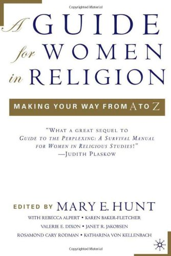 9781403966476: A Guide for Women in Religion: Making Your Way from A to Z