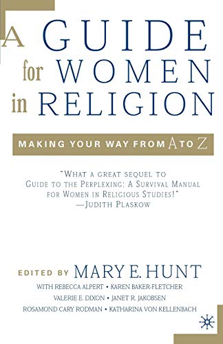 9781403966483: A Guide for Women in Religion: Making Your Way from A to Z