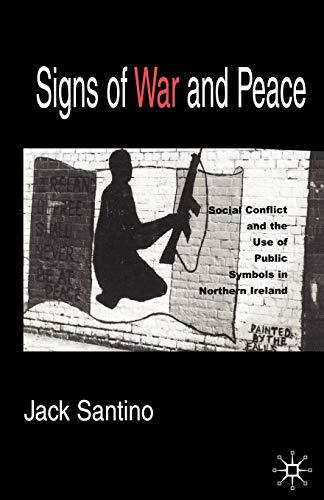 Signs of War and Peace : Social: Santino, Jack