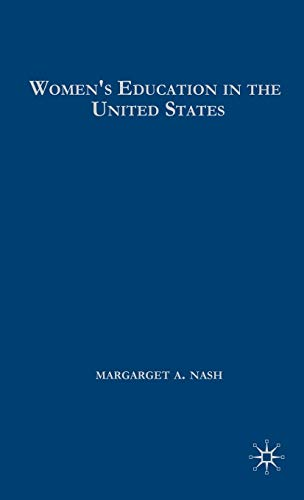 9781403969378: Women's Education in the United States, 1780-1840