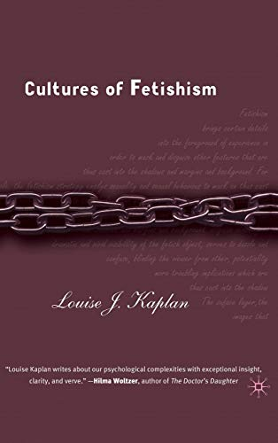 9781403969682: Cultures of Fetishism