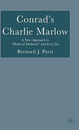 9781403969897: Conrad's Charlie Marlow: A New Approach to