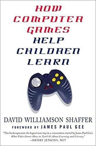 9781403975058: How Computer Games Help Children Learn