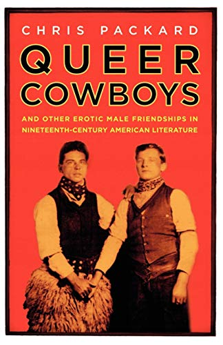 9781403975973: Queer Cowboys: And Other Erotic Male Friendships in Nineteenth-Century American Literature