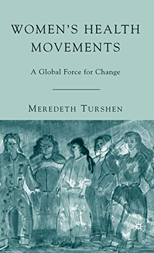 9781403978974: Women's Health Movements: A Global Force for Change