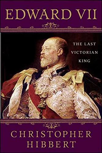 9781403983770: Edward VII: The Last Victorian King