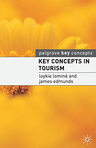 9781403985026: Key Concepts in Tourism (Palgrave Key Concepts)