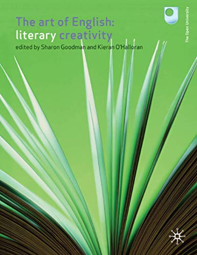9781403985606: The Art of English: Literary Creativity