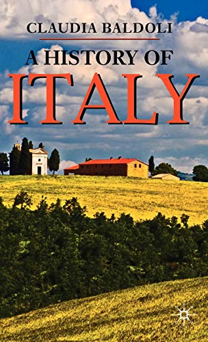 9781403986153: A History of Italy (Palgrave Essential Histories series)