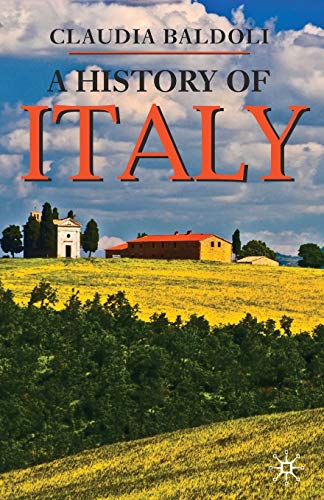 9781403986160: A History of Italy (Palgrave Essential Histories series)