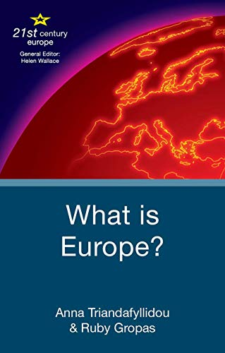 9781403986795: What is Europe? (21st Century Europe)