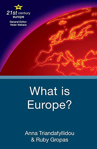 9781403986825: What is Europe? (21st Century Europe)