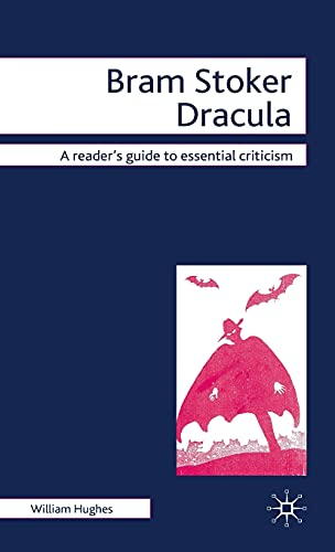 9781403987785: Bram Stoker - Dracula (Readers' Guides to Essential Criticism)
