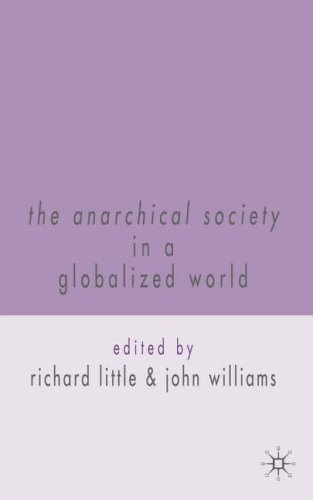 9781403989635: The Anarchical Society in a Globalized World