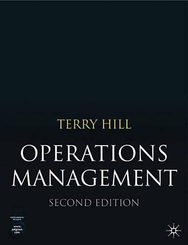 9781403991126: Operations Management, Second Edition